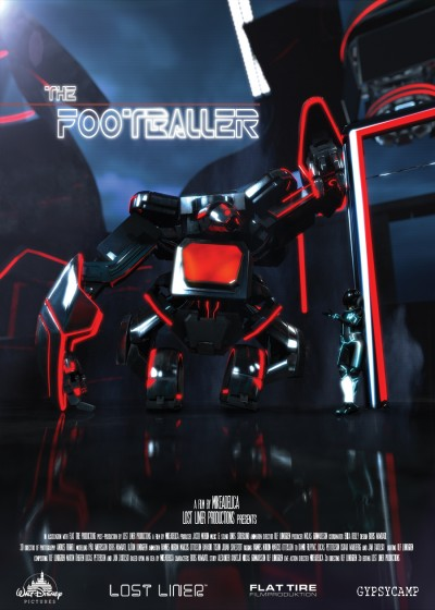 Disney – The Footballer
