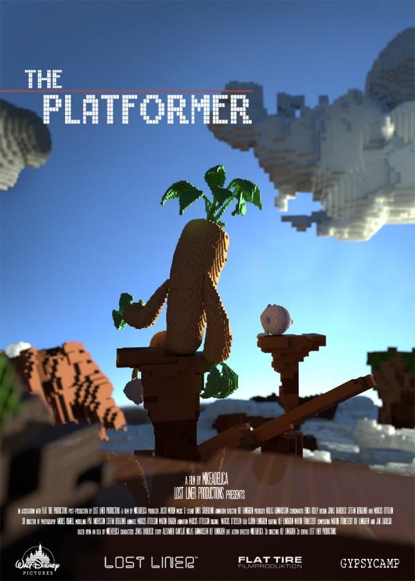 Disney -The Platformer