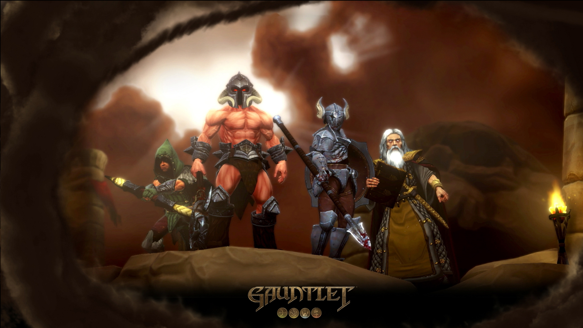 Gauntlet Classic remade