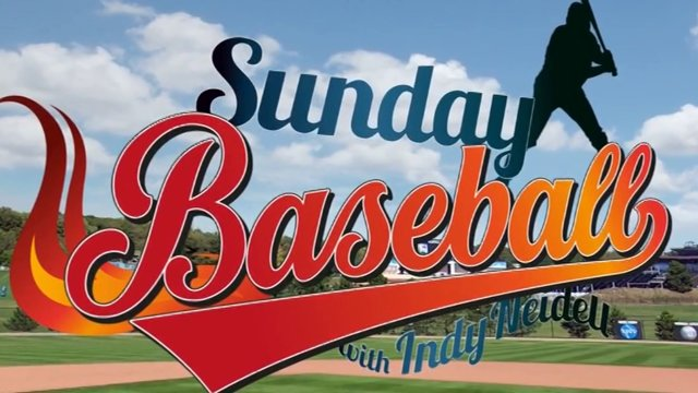 Sunday BaseBall Vignette