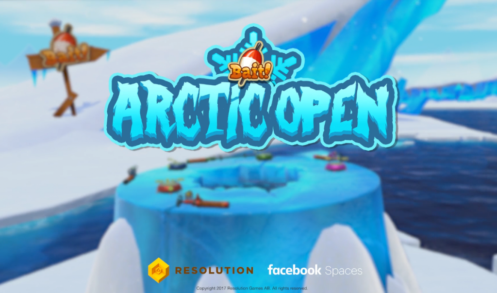 Arctic Open Trailer Resolutiongames