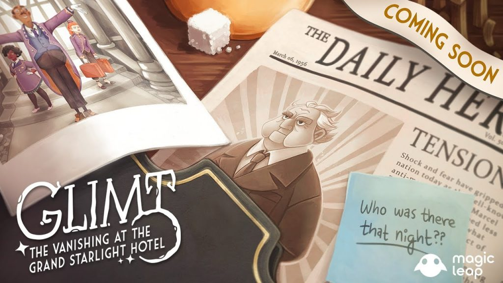 Glimt: The Vanishing at the Grand Starlight Hotel | Teaser Trailer