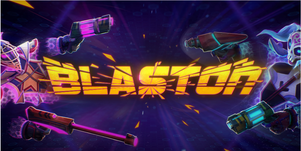 Blaston – Launch Trailer