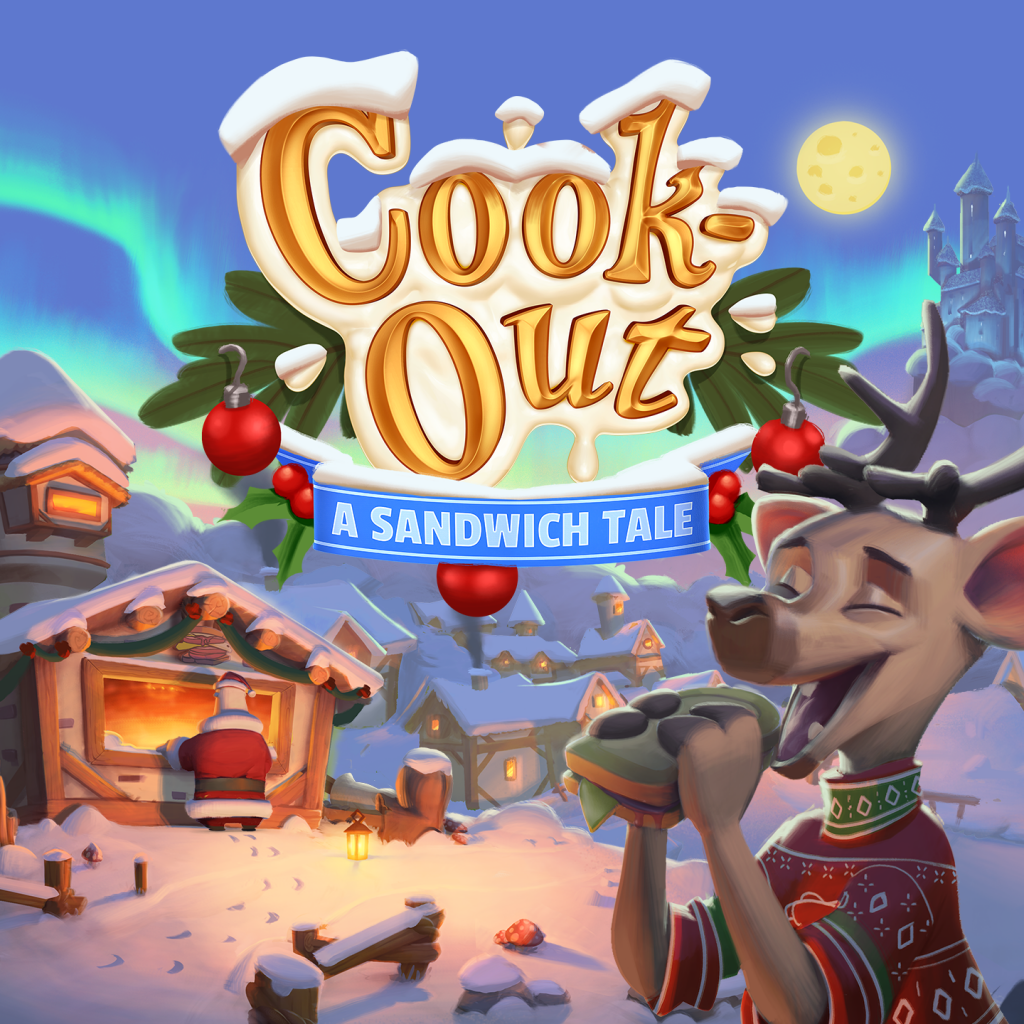 Cook-Out: Holiday Update Trailer